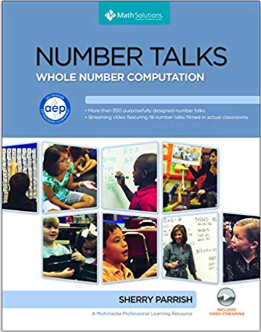 Number Talks by Sherry Parrish