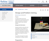 Design and Problem Solving