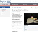 Design and Problem Solving