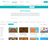 Free Online ELA Games