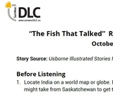 """The Fish That Talked"" Read Aloud: Listening Guide"