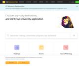 Top Universities - Worldwide university rankings, guides & events