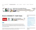 Coding - Brock U-NCDSB CT + Math Tasks – Math Knowledge Network