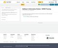 Adding L1 Information Station - SWSD Training