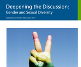 Deepening the Discussion: Gender and Sexual Diversity Toolkit