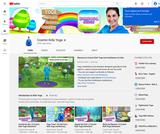 Cosmic Kids Yoga Playlist on YouTube