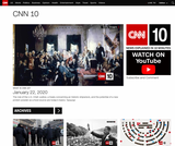 CNN 10 - news explained in 10 minutes