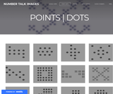 Dots - Number Talk Images