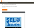 SEL 3 Signature Practices Playbook from CASEL (SEL Outcomes)