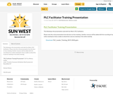 PLC Facilitator Training Presentation