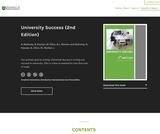 University Success (2nd Edition)