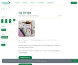 Agriculture Bingo
