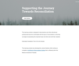 Supporting the Journey Towards Reconciliation