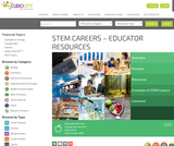 STEM Careers – Educator Resources