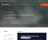 The Compassion Project for Character Development PeBL from Everfi