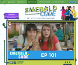 Emerald Code - Get With The Programming!