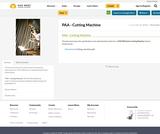 PAA - Cutting Machine