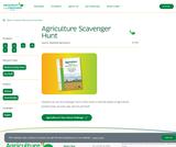 Agriculture Scavenger Hunt