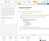 Mapping the Math Brain