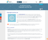 Copyright and Fair Use Tutorial