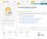 Assessment & Reporting at Sun West