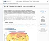 Arctic Feedbacks: Not All Warming Is Equal