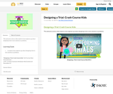 Designing a Trial: Crash Course Kids