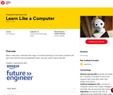 Lesson Plan for all ages - Computational Thinking - Learn Like a Computer