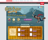 Harry Potter Reading Club