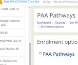 PAA Pathways Courses - Sun West Online Courses
