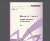 Ontario Financial Literacy Grades 4 to 8