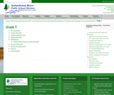 Grade 7 Curriculum Supports - Saskatchewan Rivers Public School Division No.119