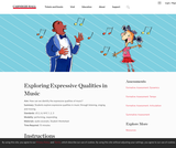 Exploring Expressive Qualities in Music