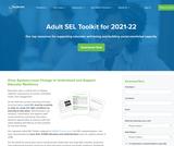 Adult SEL ToolKit 2021-2022 - Panorama Education