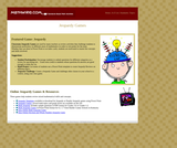 Jeopardy Games and Resources
