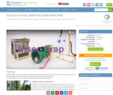 Build Your Own Insect Trap