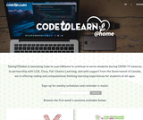 Code to Learn @ Home
