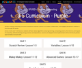 3-5 Computer Science Curriculum (Purple - Level 3)
