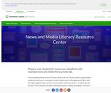 News and Media Literacy Resource Center (Common Sense Media)
