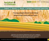 Agriculture in the Classroom Saskatchewan