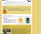 Math Activities for Fall (2006)
