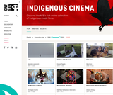 Indigenous cinema at the NFB