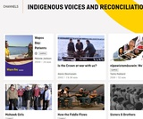 Indigenous Voices and Reconciliation Learning Channel