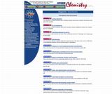 Chemistry Online Resource Essentials: Chapter 6 Stoichiometry