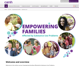 Empowering families affected by substance use - Moodle Course