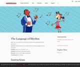 The Language of Rhythm