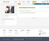 Career Student Interest Survey