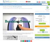 Breaking Beams
