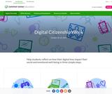 Digital Citizenship Activities K-12