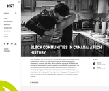 Black Communities in Canada: A Rich History